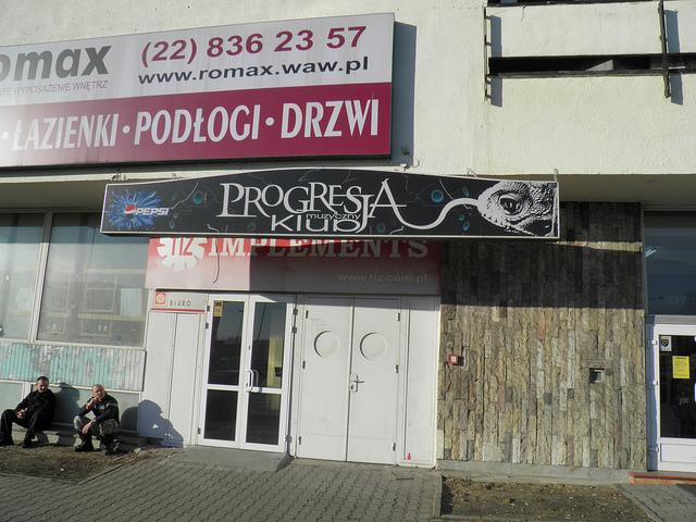 Agnieszka Chylińska w Progresji @ Fort Wola 22 | Warszawa | mazowieckie | Polska