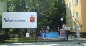 Szpital Wolski im. dr Anny Gostyńskiej fot. Jacek.pod (Wikimedia)