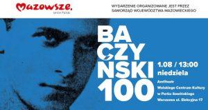 Koncert z okazji 100. urodzin Krzysztofa Kamila Baczyńskiego